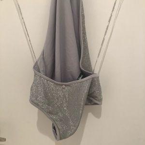 Other - Sam Edelman sequin alter swimsuit
